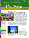 cover image from Winter '08/'09 issue of The Bridge