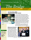 cover image from Fall '09 issue of The Bridge