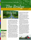 cover image from Spring '09 issue of The Bridge