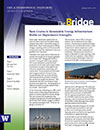 cover image from Winter '10/'11 issue of The Bridge