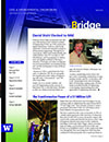 cover image from Fall '12 issue of The Bridge