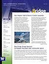 cover image from Fall '14 issue of The Bridge