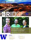cover image from Fall '16 issue of The Bridge