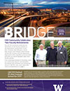 cover image from Spring/Summer '16 issue of The Bridge
