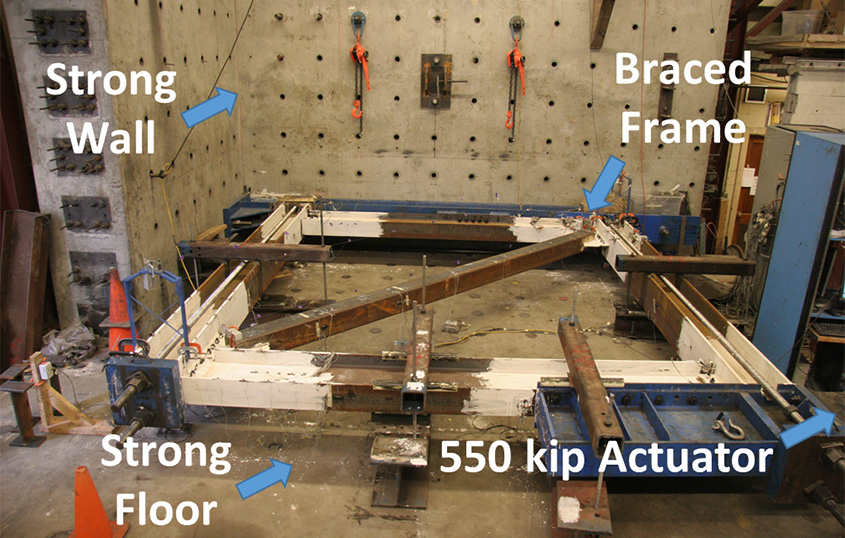 Seismic Performance of Steel Braced Frames