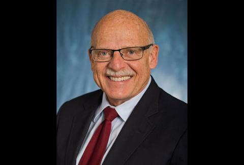 Professor Emeritus David Stensel